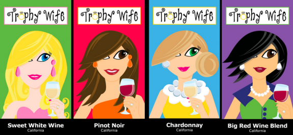 Trophy Wife Wines