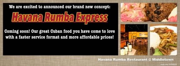 Havana Rumba Louisville Express