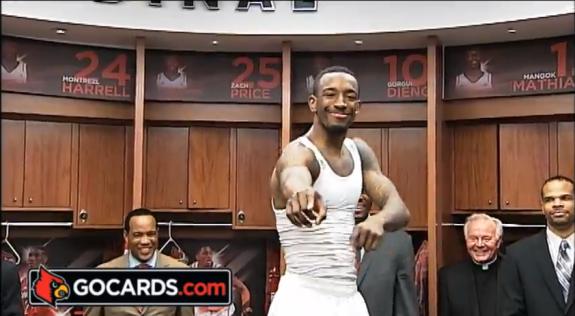 Louisville Basketball Harlem Shake