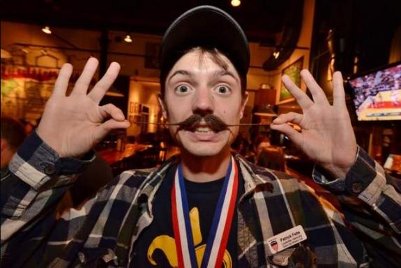 Patrick Fette Louisville - English Style Mustache